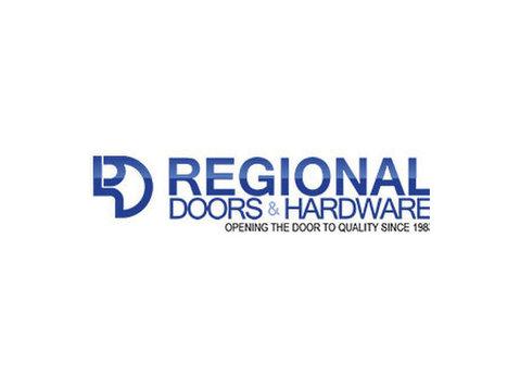 Regional Doors & Hardware - Windows, Doors & Conservatories