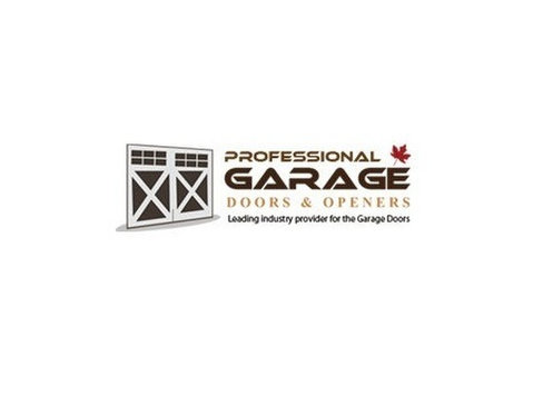 Professional Garage Doors & Openers - Windows, Doors & Conservatories