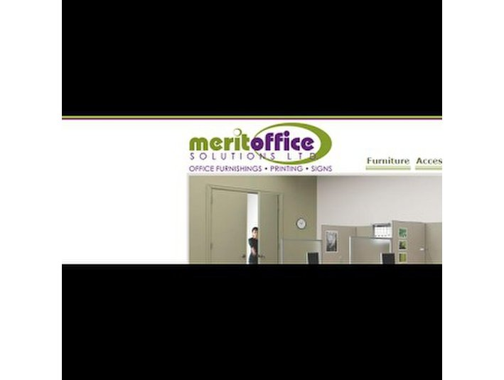 Merit Office Solutions - Furniture