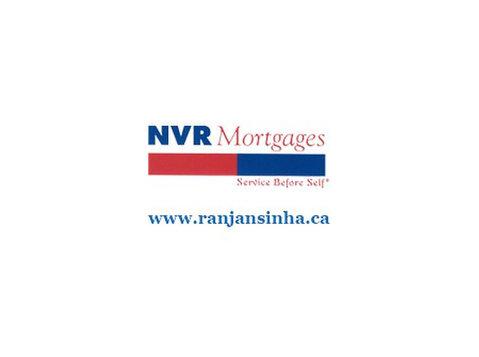 Ranjan Sinha, Mortgage Agent - Insurance companies