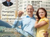 Ranjan Sinha, Mortgage Agent (3) - Insurance companies