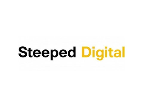 Steeped Digital - Webdesign