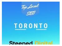 Steeped Digital (1) - Webdesign