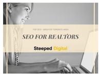 Steeped Digital (2) - Webdesign