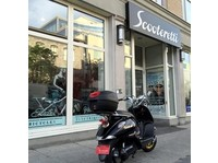 Scooteretti (1) - Bikes, bike rentals & bike repairs