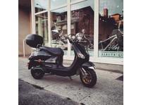 Scooteretti (4) - Bikes, bike rentals & bike repairs