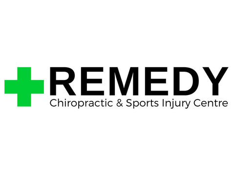 Remedy Chiropractic & Sports Injury Centre - Alternative Healthcare