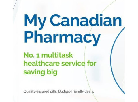 My Canadian Pharmacy - Pharmacies & Medical supplies