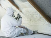 Eco Spray Insulation (1) - Building & Renovation