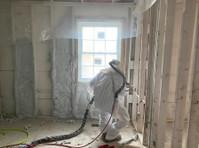 Eco Spray Insulation (2) - Building & Renovation