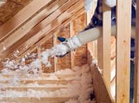 Eco Spray Insulation (5) - Building & Renovation