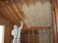 Eco Spray Insulation (8) - Building & Renovation