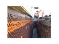 Basement Waterproofing Toronto - Leaky Basement Repair (2) - Plumbers & Heating