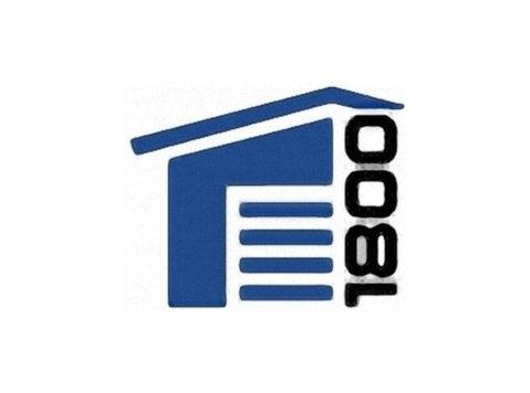 1800 Garage Doors - Home & Garden Services
