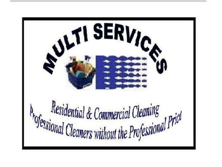 Multi Services - Cleaners & Cleaning services