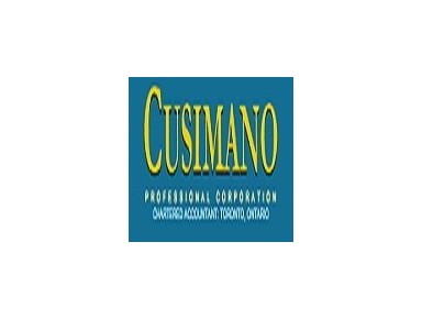 Cusimano Professional Corporation - Business Accountants