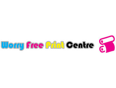 Worry Free Print Center - Print Services