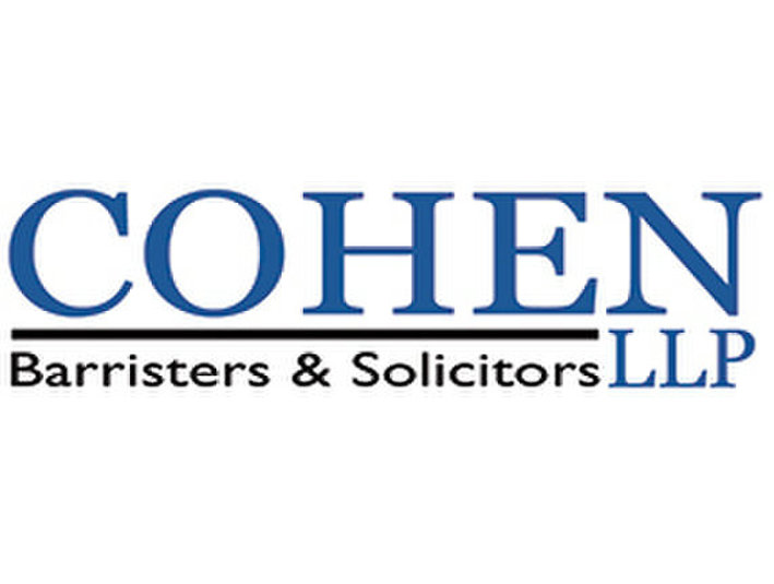 Cohen LLP - Commercial Lawyers