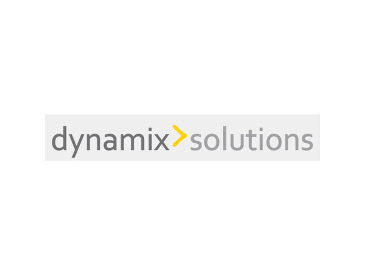 Dynamix Solutions Inc. - Computer shops, sales & repairs