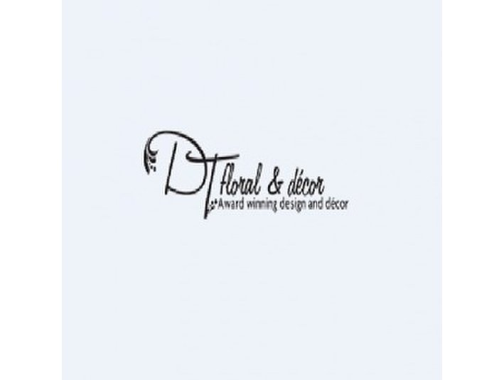 DT Floral & Decor - Conference & Event Organisers