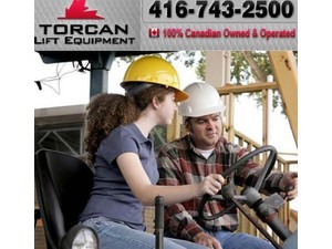 Torcan Lift Equipment - Construction Services