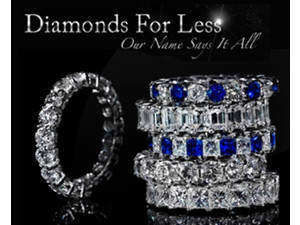 Diamonds For Less - Jewellery