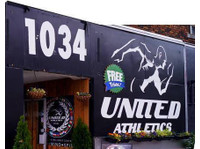 United Athletics Boxing Gym (6) - Gyms, Personal Trainers & Fitness Classes