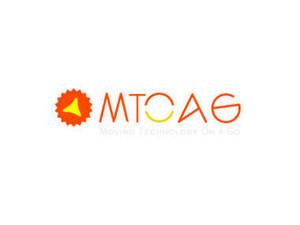 Mtoag Technologies - Webdesign