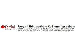 Royal Education & Immigration - Einwanderungs-Dienste