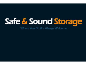 Safe and Sound Storage - Business Accountants