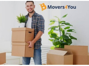 Movers4you Inc - Traslochi e trasporti