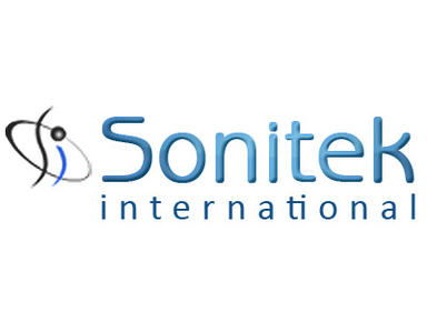 Sonitek International - Webdesign