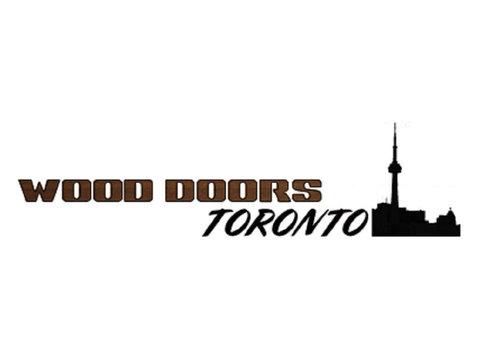 Wood Doors Toronto - Windows, Doors & Conservatories