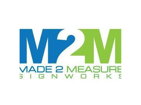 Made 2 Measure Signworks - Werbeagenturen