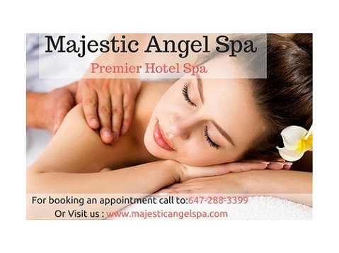 Majestic Angel Spa - Spas