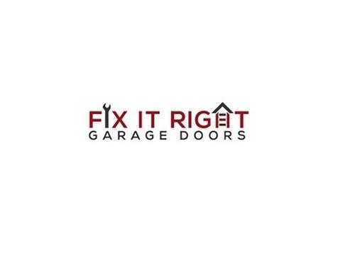 Fix It Right Garage Door Repair Toronto - Windows, Doors & Conservatories