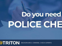 Conducting criminal background check - Triton Canada (4) - Consultancy