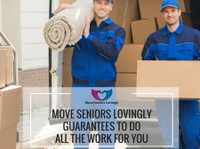 Move Seniors Lovingly - Vaughan seniors downsizing services (1) - Removals & Transport