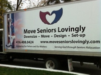 Move Seniors Lovingly - Vaughan seniors downsizing services (6) - Removals & Transport