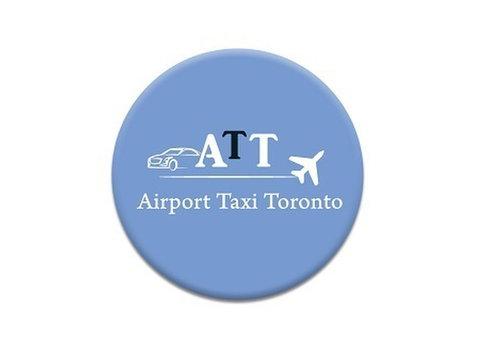 Airport Taxi Toronto - Taxi Companies