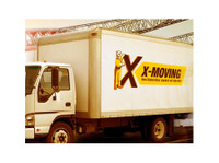 X Moving Transportation (4) - Relocation services