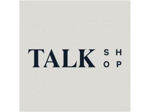 Talk Shop Media - Marketing & PR