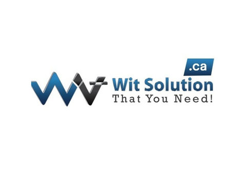 Wit Solution Canada - Webdesign