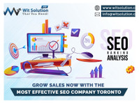 Wit Solution Canada (1) - Webdesign