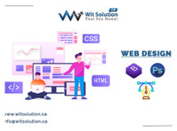 Wit Solution Canada (2) - Webdesign