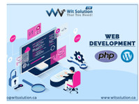 Wit Solution Canada (3) - Webdesign