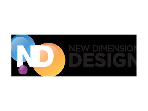 New Dimension Design - Webdesign
