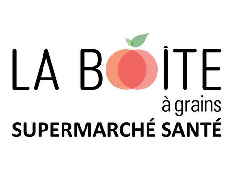 La Boite à Grains - Plateau - Supermarchés