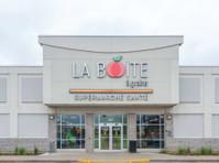La Boite à Grains - Plateau (1) - Supermarchés