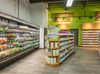 La Boite à Grains - Plateau (2) - Supermarchés